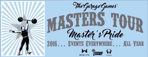 Garage Games Masters Tour 2016